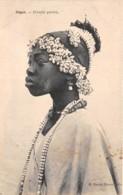Niger - Ethnic / 09 - Fillette Peulh - Niger