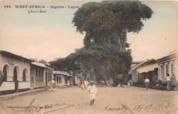 Nigeria - Topo / 03 - Lagos - Igbosere Road - Nigeria