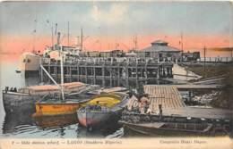 Nigeria - Topo / 06 - Lagos - Iddo Station Wharf - Nigeria