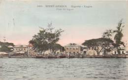 Nigeria - Topo / 07 - Lagos - From The Lagoon - Nigeria