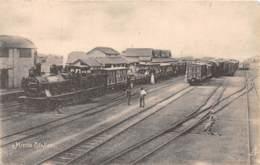 Nigeria - Topo / 16 - Minna Station - Défaut - Nigeria