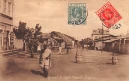 Nigeria - Topo / 17 - Great Bridge Street - Lagos - Nigeria
