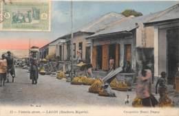 Nigeria - Topo / 18 - Lagos - Victoria Street - Nigeria