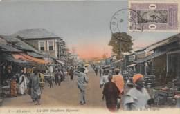 Nigeria - Topo / 25 - Lagos - Ali Street - Belle Oblitération - Nigeria