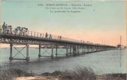 Nigeria - Topo / 26 - Lagos - Le Pont Sur La Lagune - Nigeria