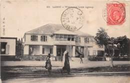 Nigeria - Topo / 31 - Lagos - Woermann Linie Agenoy - Belle Oblitération - Défaut - Nigeria