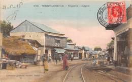 Nigeria - Topo / 32 - Lagos - Belle Oblitération - Nigeria
