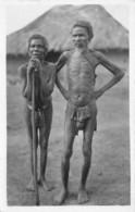 Oubangui Chari / 01 - Vieux Couple Ali - Centrafricaine (République)