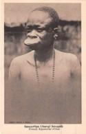 Oubangui Chari / 04 - Saucerlips Ubangi Savages - Centraal-Afrikaanse Republiek