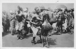 Oubangui Chari / 05 - Danse Race Dakpa - Centraal-Afrikaanse Republiek