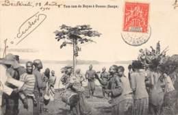 Oubangui Chari / 07 - Tam Tam De Bayas à Ouesso - Belle Oblitération - Centrafricaine (République)
