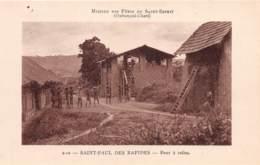 Oubangui Chari - Topo / 01 - Saint Paul Des Rapides - Four à Tuiles - Centraal-Afrikaanse Republiek