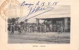 Oubangui Chari - Topo / 05 - Bangui - Le Marché - Belle Oblitération - Centrafricaine (République)