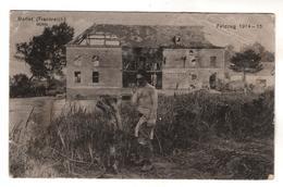 8374,  Feldpost,  Merlet, Frankreich - Guerre 1914-18