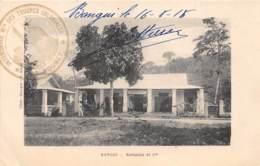 Oubangui Chari - Topo / 07 - Bangui - Sampaio Et Cie - Belle Oblitération - Centrafricaine (République)