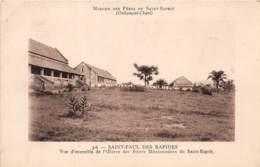 Oubangui Chari - Topo / 09 - Saint Paul Des Rapides - - Centrafricaine (République)