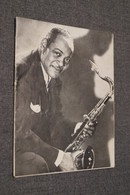 Jazz,Coleman Hawkins,propsectus,programe Originale 1949 - Photos