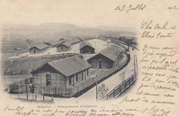 88 - Vosges - Bruyères - Les Baraquements D'Infanterie - Bruyeres