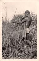 Oubangui Chari - Scenes Et Types V / 13 - Type De Chasseur - Centraal-Afrikaanse Republiek
