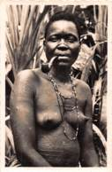 Oubangui Chari - Scenes Et Types V / 14 - Femme Bakota - Nude Woman - Centrafricaine (République)