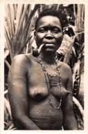 Oubangui Chari - Scenes Et Types V / 14 - Femme Bakota - Nude Woman - Centraal-Afrikaanse Republiek