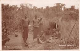 Ouganda - Ethnic / 03 - Buganda Labourers - Ouganda