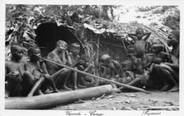 Ouganda - Ethnic / 09 - Pygmés - Oeganda