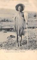 Ouganda - Ethnic / 12 - Boatsman At Victoria Nianza Lake - Ouganda