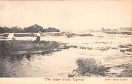 Ouganda - Topo / 09 - The Ripon Falls - Uganda