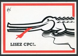 LISEZ CPC - CARTES POSTALES ET COLLECTIONS - DESSIN DE FORE - 1987 - Frans