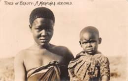 Rhodésie / 01 - Types Of Beauty - Beau Cliché - Zambie