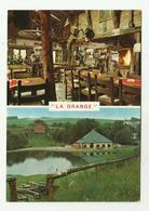 """Achouffe  * Café - Pêcherie - Snack """" La Grange """"   (CPM)  Mr. De Pré Frères - Houffalize"""