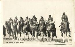 Iraq, Iraqi Desert Police On Camel (1930s) Eldorado Photo - Iraq