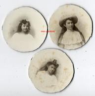 De GINESTET-filles De Blanche De Comminges épouse De Germain, Vicomte De Ginestet-noblesse - Alte (vor 1900)