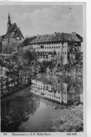 AK 0117  Krummau An Der Moldau - Hotel Rose / Foto Wolf Um 1941 - Böhmen Und Mähren