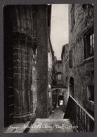 77333/ PERUGIA, Portale Della Chiesa E Via S. Agata - Perugia