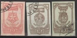 Sowjetunion 968/70B O - 1923-1991 UdSSR