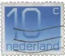 10c (Outremer) - Pays Bas - 1976 - Period 1949-1980 (Juliana)