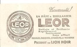Buvard LEOR La Pâte à Brillanter LEOR Nettoie Et Brillante Rapidement Facilement Sans Effort - Produits Ménagers