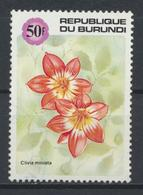 °°° BURUNDI - Y&T N°957 - 1992 °°° - Burundi