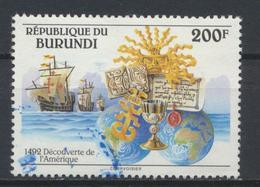 °°° BURUNDI - Y&T N°966 - 1992 °°° - Burundi