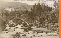 "Maroc, CPA  1918 ,  "" Sidi Kacem ""Morocco;Marruecos - Marokko (1891-1956)"