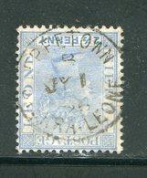 SIERRA LEONE- Y&T N°24- Oblitéré (belle Oblitération!!!) - Sierra Leone (...-1960)