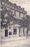 """CPA  ROYAN  17  : Maison De Famille  """"Les Autans""""   Cliché """"Sorignet"""" - Royan"""
