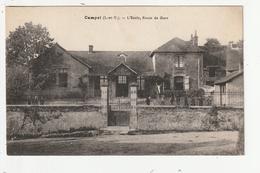 CAMPEL - L'ECOLE, ROUTE DE GUER - 35 - France