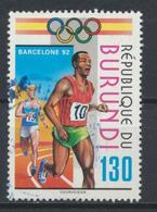 °°° BURUNDI - Y&T N°980 - 1992 °°° - 1990-99: Usati