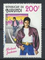 °°° BURUNDI - Y&T N°1014 - 1994 °°° - 1990-99: Usati
