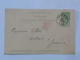 Entier Postal Envoyé De Gedinne Vers Fatignies Le 29 Mars 1902 ... Lot7 . - Entiers Postaux