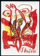 CLUB NEUDIN - ILLUSTRATION DE PATRICK STEFANETTO - CORRESPONDANCE DE GERARD NEUDIN - Other Illustrators