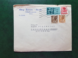 (13785) STORIA POSTALE ITALIA 1967 - 1946-.. République